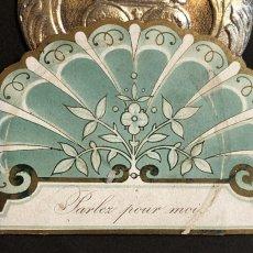 画像5: お花と聖杯のカニヴェ立体カード (5)