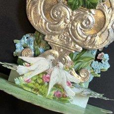 画像4: お花と聖杯のカニヴェ立体カード (4)