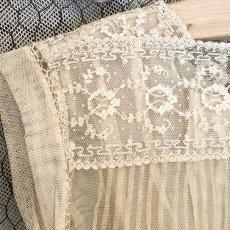 画像4: チュールベビードレス (4)