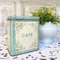画像1: ショコラムニエ ローズTin缶 CAFE (1)