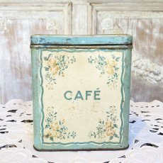 画像2: ショコラムニエ ローズTin缶 CAFE (2)