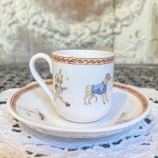 画像4: サルグミンヌ 童話柄 おままごとカップ&ソーサー (4)