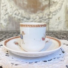 画像5: サルグミンヌ 童話柄 おままごとカップ&ソーサー (5)