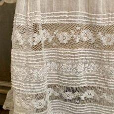 画像6: ヴァランシエンヌレースのチャイルドドレス (6)