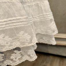 画像9: ヴァランシエンヌレースのチャイルドドレス (9)