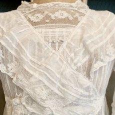 画像5: ヴァランシエンヌレースのチャイルドドレス (5)