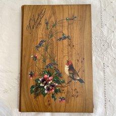 画像2: モシュリンヌ  小鳥とお花のレターケース (2)