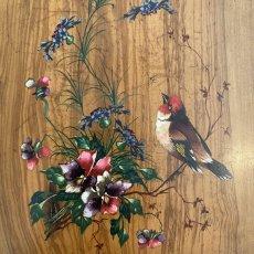 画像9: モシュリンヌ  小鳥とお花のレターケース (9)