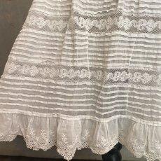 画像4: たっぷりレースのチャイルドドレス (4)