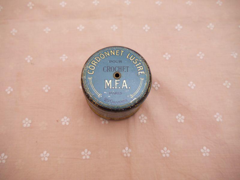 画像1: M.F.A糸巻きホルダー (1)